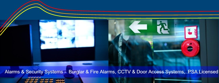 Alarms & Security Systems - Burglar & Fire Alarms, CCTV & Door Access Systems - PSA Licensed from Dermot Byrne, Limerick Electricians